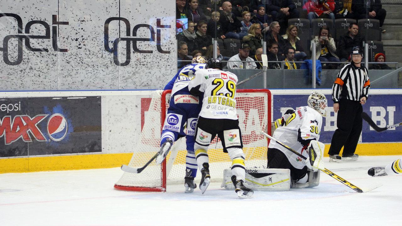 Henrik Malmström fikk hard medfart.
