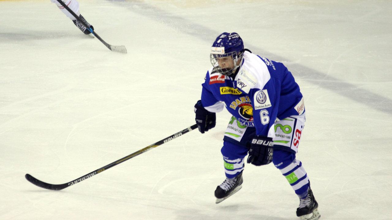Sander Andreassen gjorde en meget god debut på A-laget.