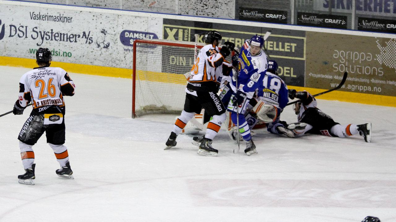 Magnus Nilsen ofrer seg.
