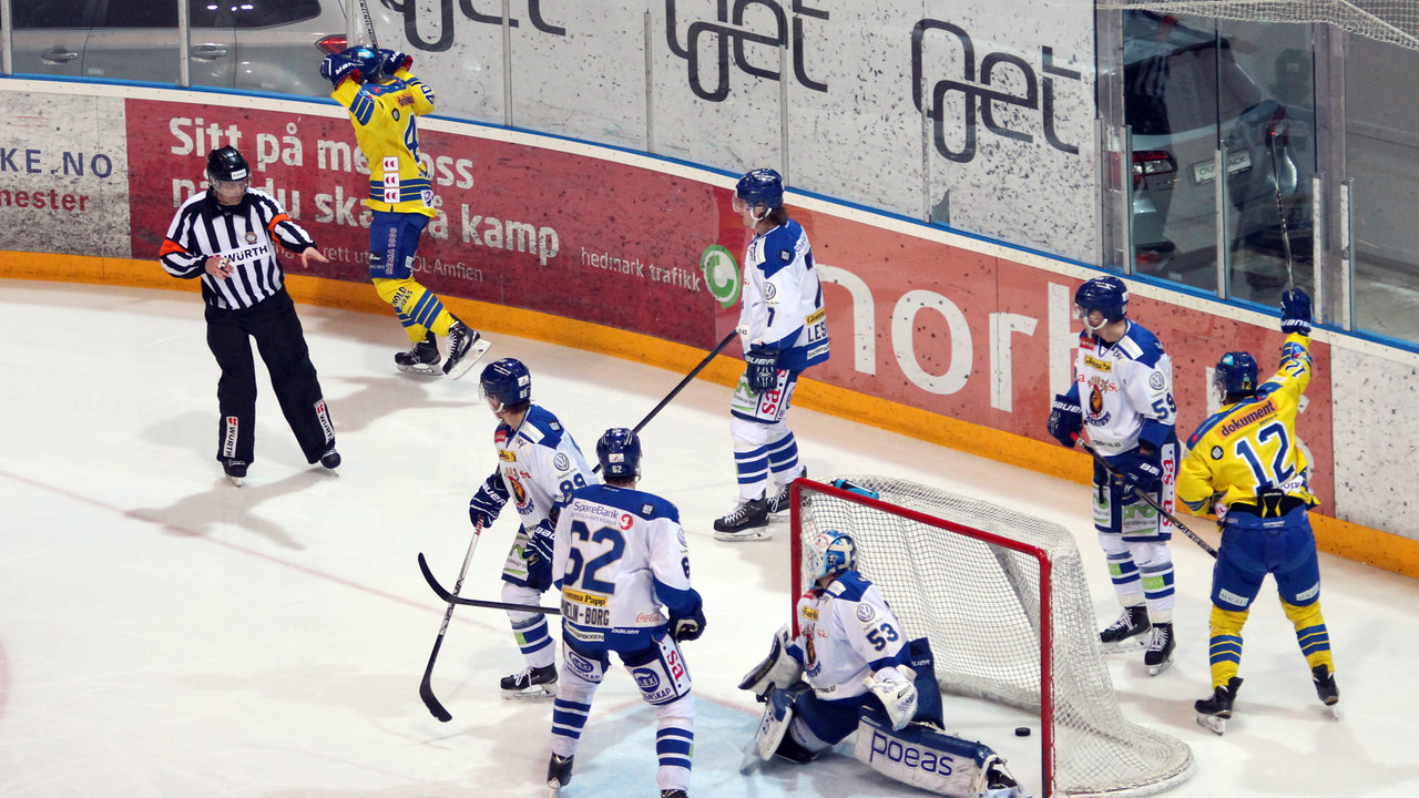 Scoring for Storhamar.