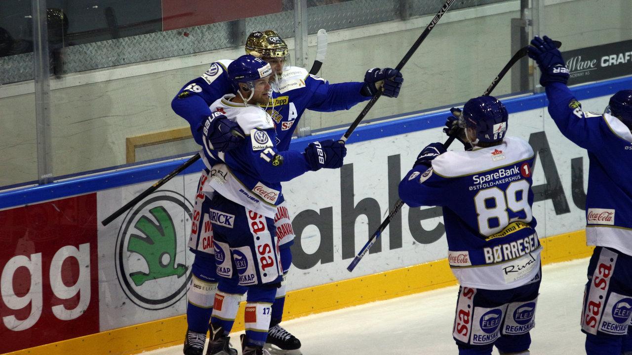 Patrick Bovim ble matchvinner mot Frisk (Foto: Dagfinn Heidenberg)