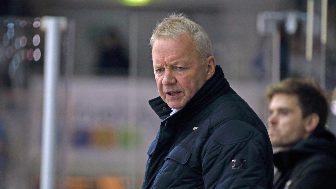 Sparta-trener Lenny Eriksson (Foto: Jon A. Johansen)