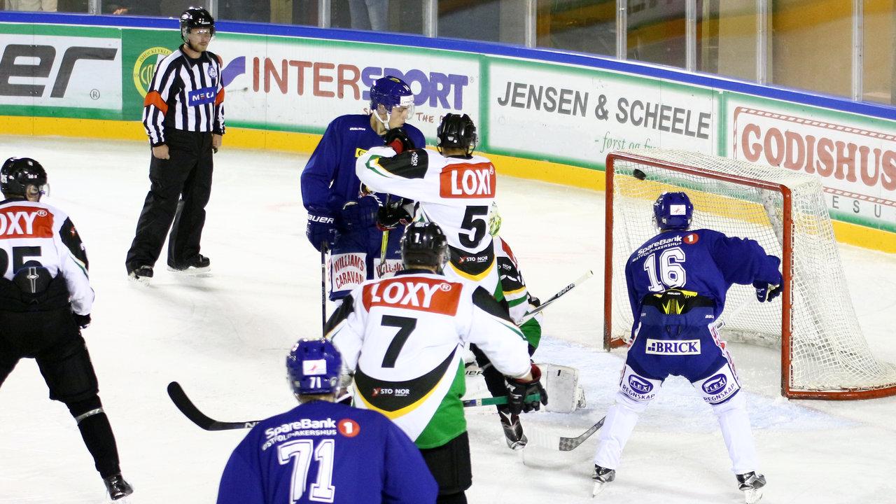 Anders Johansson var meget god, men måtte se noen pucker bak seg.