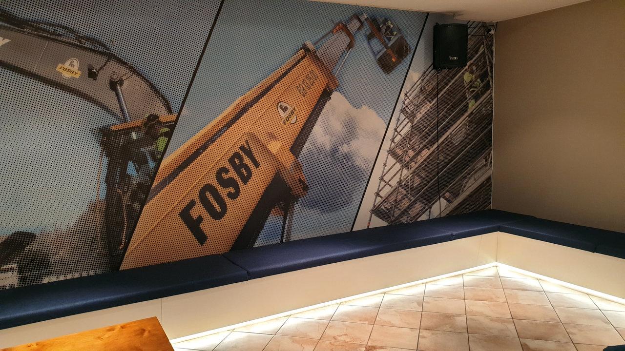 Fosby. Foto: Dagfinn Heidenberg