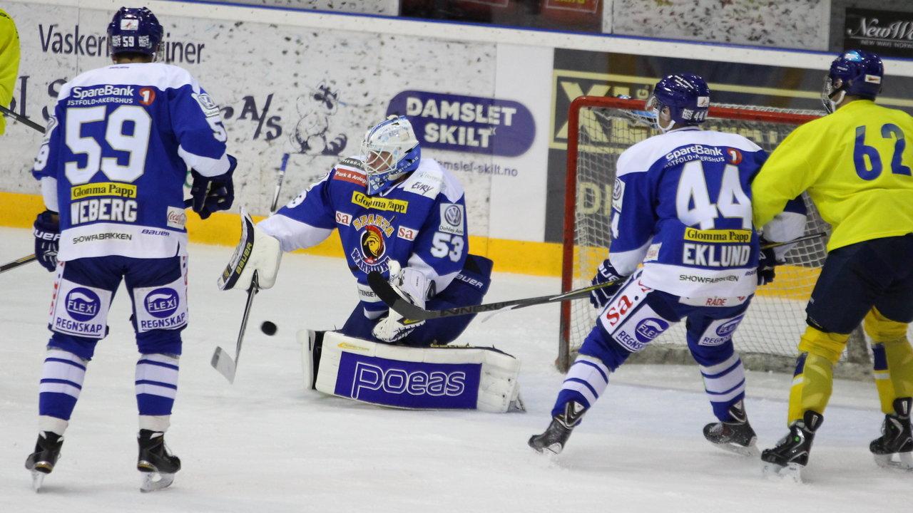 Tommy Johansen i aksjon!