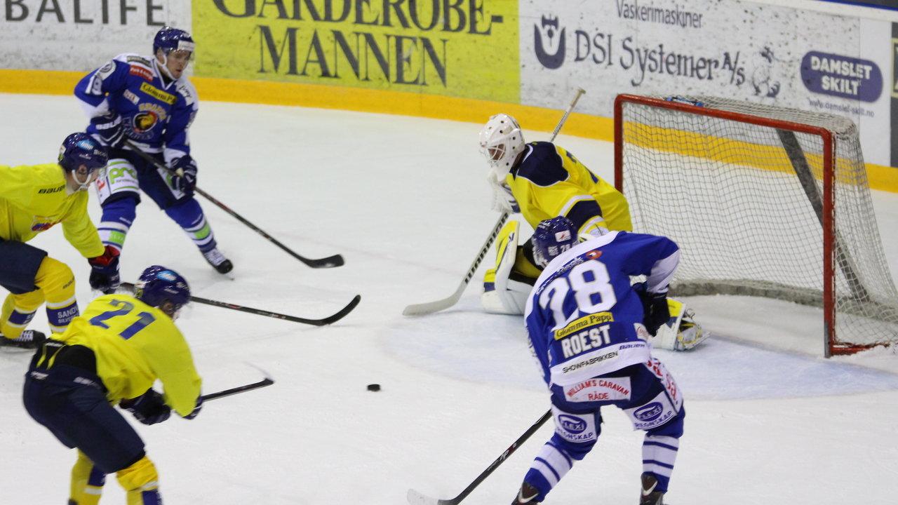 Niklas Roest og Dion Knelsen