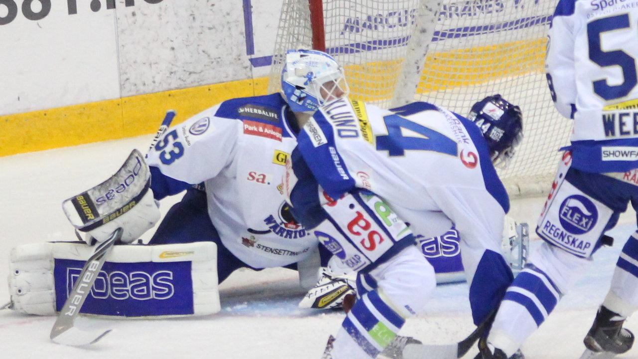 Johansen i aksjon