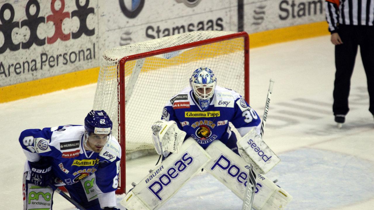 Anders Johansson gjorde en god kamp.